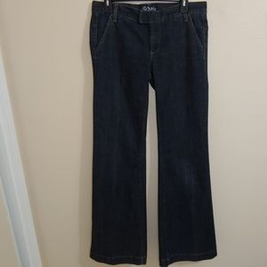 NWOT Anlo Black Wash Wide leg Jeans 29